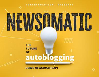 Newsomatic - Automatic News Post Generator Plugin for W