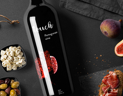 «Touch» fruit wine