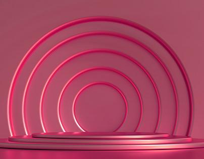 Round Puff Discs