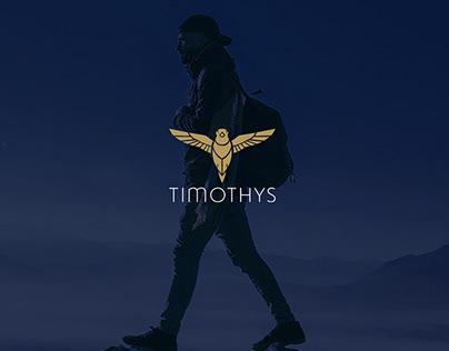 Timothys Fashion - Branding