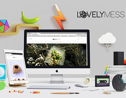 LovelyMess Website