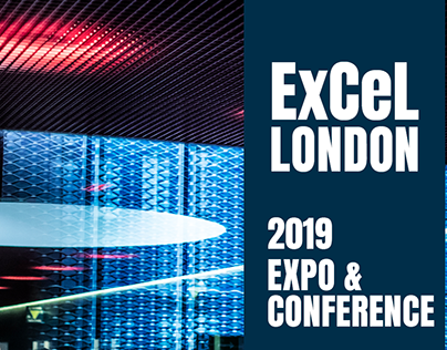 London ExCel 2019 Expo and Conference