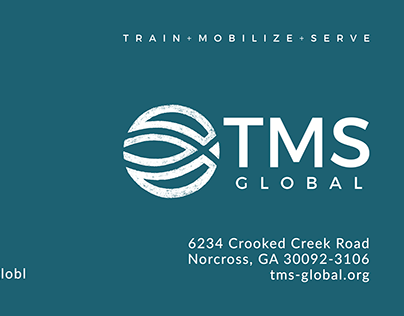 Business Card Concept // TMS Global