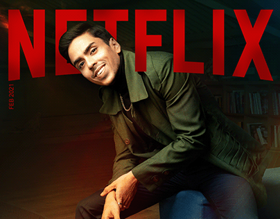 Digital Cover   Netflix IN   The White Tiger