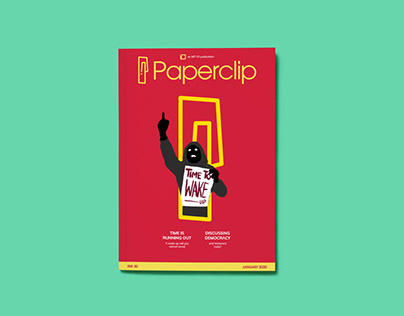 Paperclip   Editorial Design