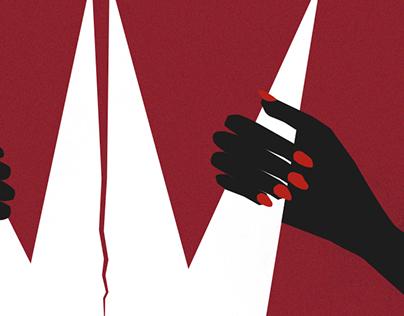 Illustration Movie poster's by kaluznye
