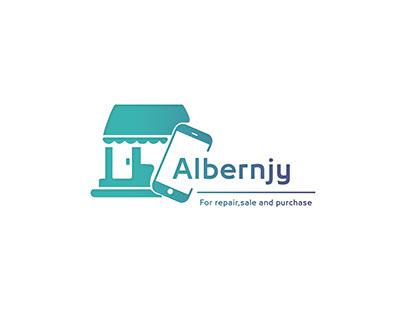 Albernjy Logo