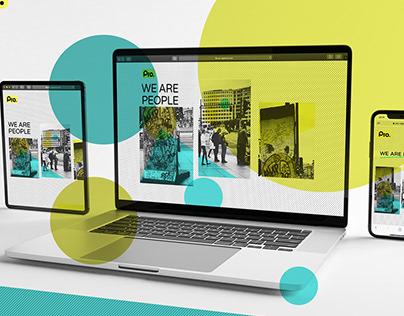 Website PRO Agencia