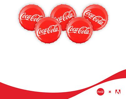 Coke x Abobe x You