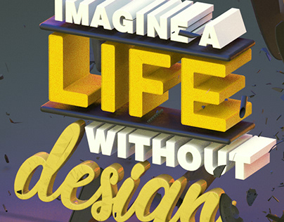 Imagine a Life without Design Animation