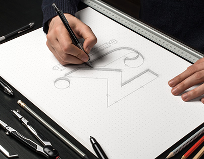 MJ Furniture Logo Presentation