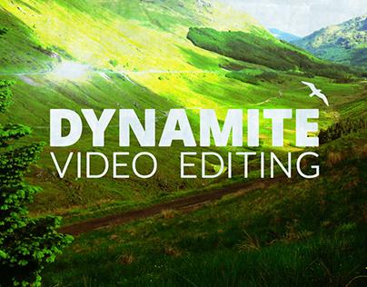 Video Showreel Montage