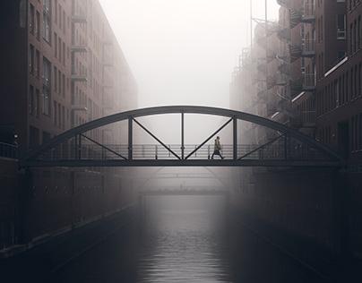 Streets Of Hamburg II