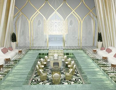 VIP Villa, Pearl, Qatar