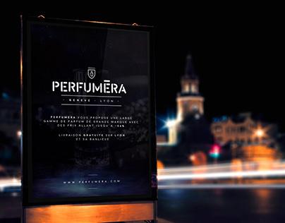 Perfumera // Charte Graphique et Ecommerce