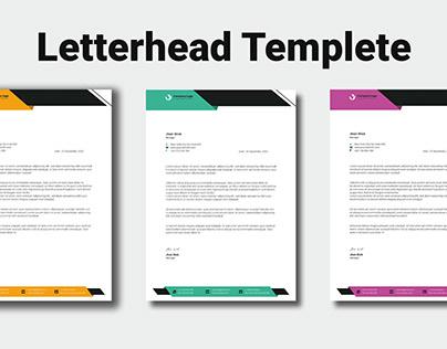 Buisness Letterhead Template