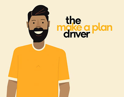 Be the driver campaign