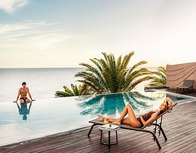 Fotografía de villas de lujo en las Islas Canarias