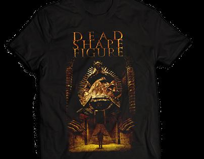 Dead Shape Figure t-shirt design