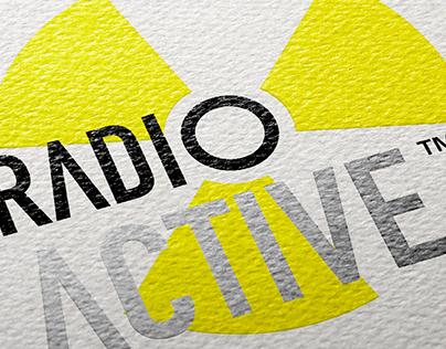 Logo redesign concept: RadioActive