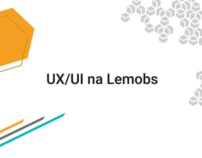 UX/UI na Lemobs - Product Design