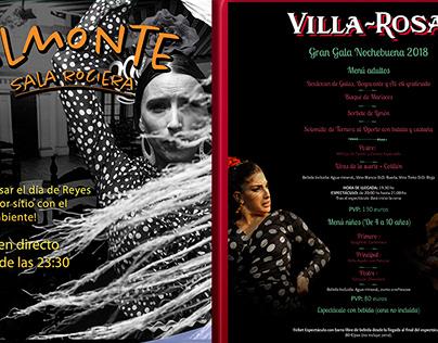 Cartelería Flamenco