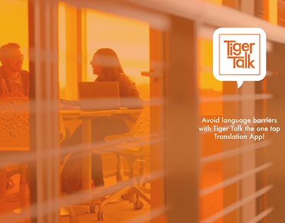 Tiger Talk: Translation App