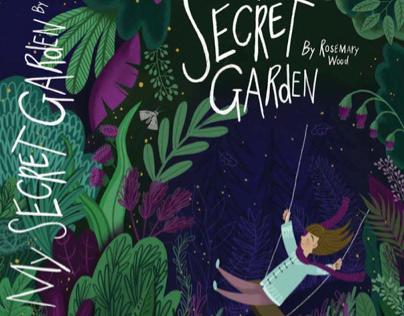 The Secret Garden Book Safe