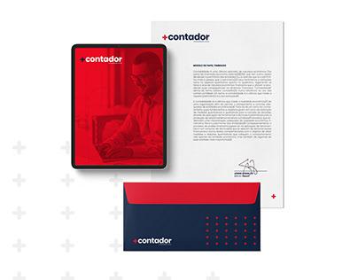 Logo - Mais Contador Contabilidade Online