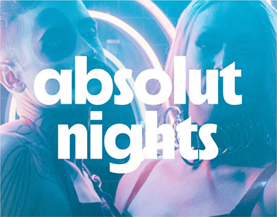Absolut Nights Display