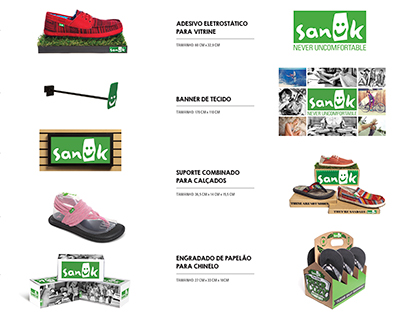 Sanuk Footwear PDV