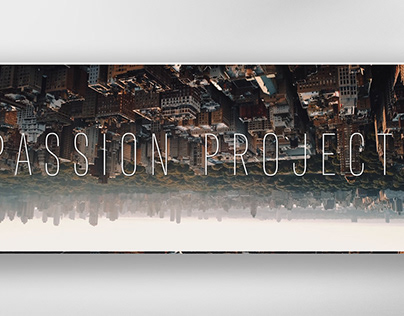 Passion Projects - Show Package