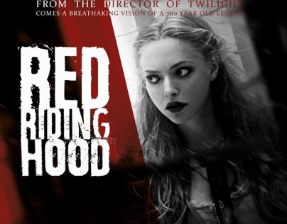 Red Rıdıng Hood poster desıng