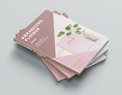 Simple Cover Design: Simple, Clean, angular
