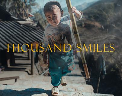 A THOUSAND SMILES