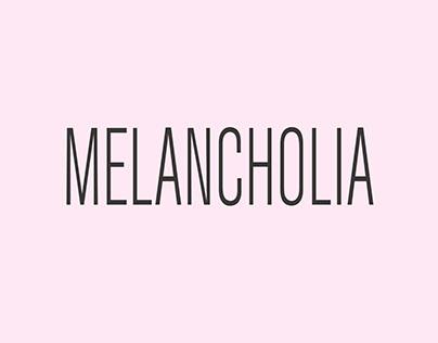 Melancholia - Movie Poster