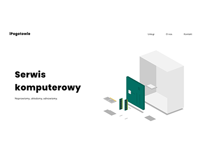 iPogotowie - UI Concept