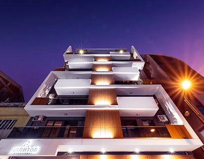 Residential Building Rajko Zinzifov