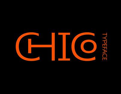 CHICO - FREE WIDE SANS SERIF DISPLAY FONT
