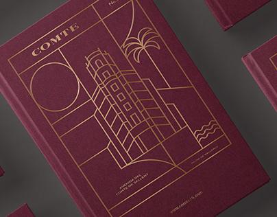 COMTE 16 Branding