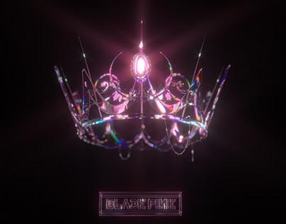 "Blackpink""The Album"" cover"