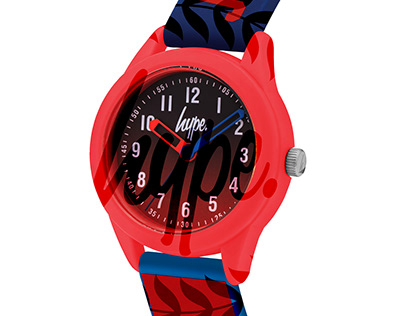 Hype Kids Watchs Retouch