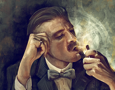 ARTHUR SHELBY | Personal work