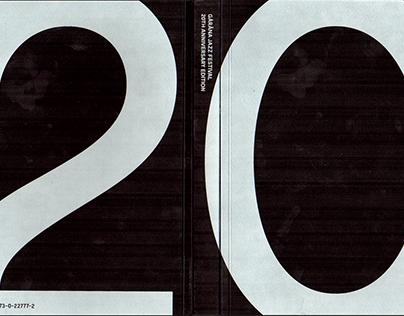 Gărâna Jazz Festival 20th Anniversary Edition Book