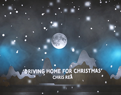Chris Rea 'Driving Home For Christmas'