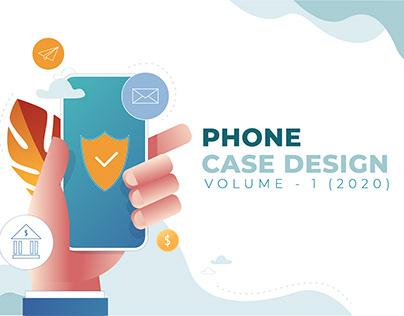 Phone Case Designs Volume -1 (2020)