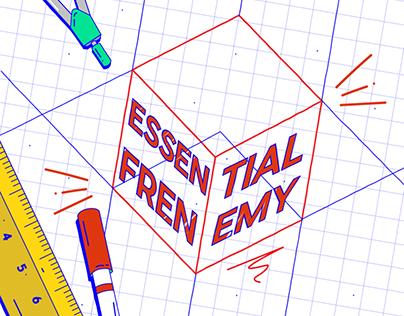 Creative Block: Your Frenemy