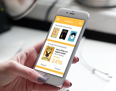 RGO. App social para libros