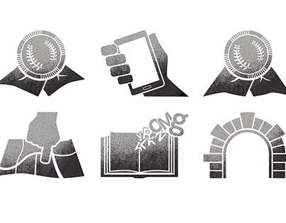 Iternatura - Icon and Graphic design