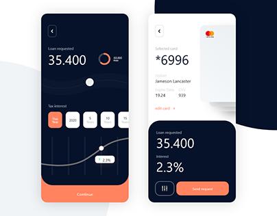 Loan UI Design